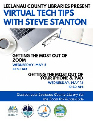 Virtual Tech Tips with Steve Stanton