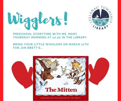 Wigglers - The Mitten